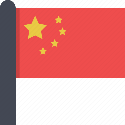asia, china, comunism, country, flag icon