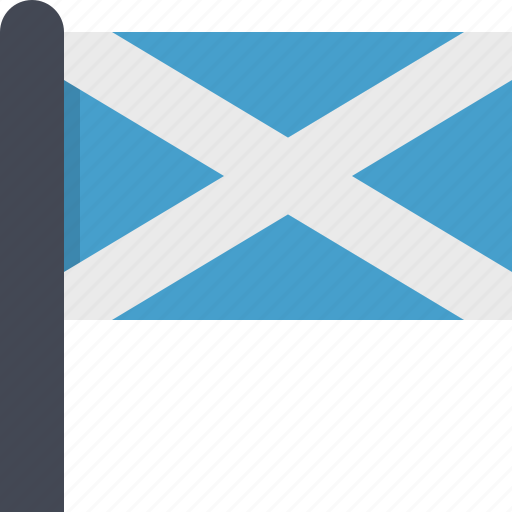 braveheart, country, europe, flag, scotland icon