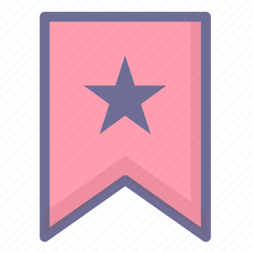 achievement, collection, excellent, faovrties, flag, guarantee icon