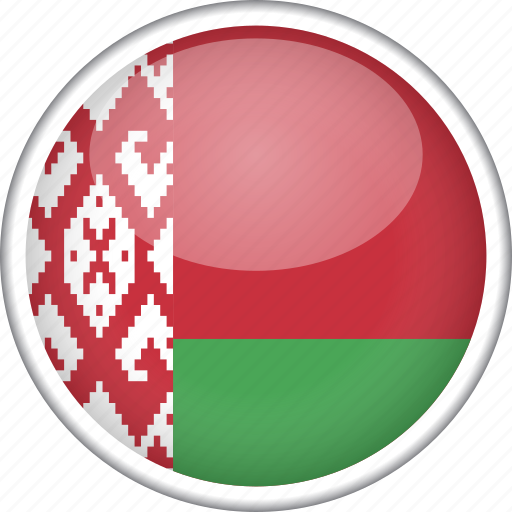 belarus, circle, country, flag, national icon