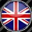 britain, british, circle, country, england, flag, kingdom icon