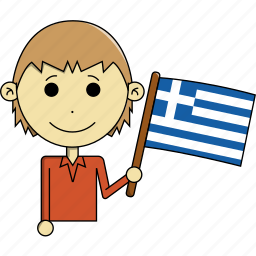 avatar, country, fantastic, flags, greece, man, world icon