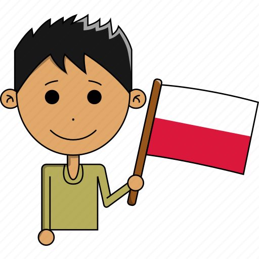 avatar, awesome, country, flags, man, poland, world icon