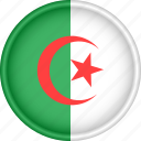 africa, algeria, attribute, country, flag, national
