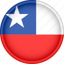 america, attribute, chile, country, flag, national