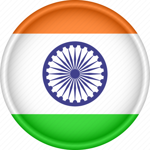 asia, attribute, country, flag, india, national icon