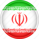 asia, attribute, country, flag, iran, national