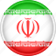 asia, attribute, country, flag, iran, national icon