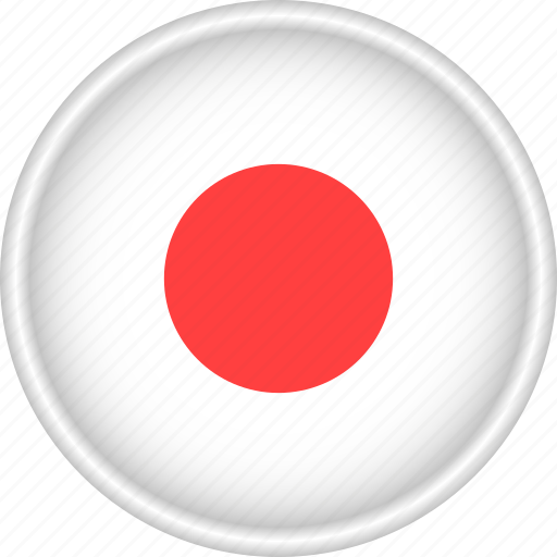 asia, attribute, country, flag, japan, national icon