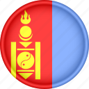 asia, attribute, country, flag, mongolia, national icon
