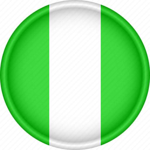 africa, attribute, country, flag, national, nigeria icon