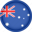 attribute, australia, country, flag, national, oceania