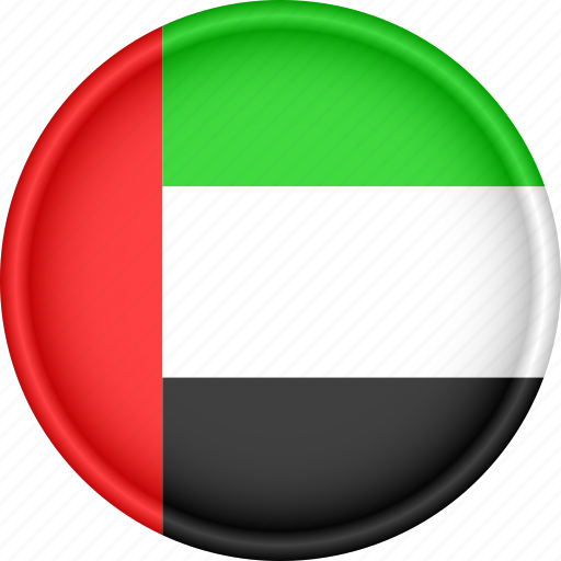 asia, attribute, country, flag, national, united arab emirates icon