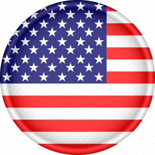 america, attribute, country, flag, national, us, usa icon