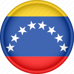 america, attribute, country, flag, national, venezuela icon