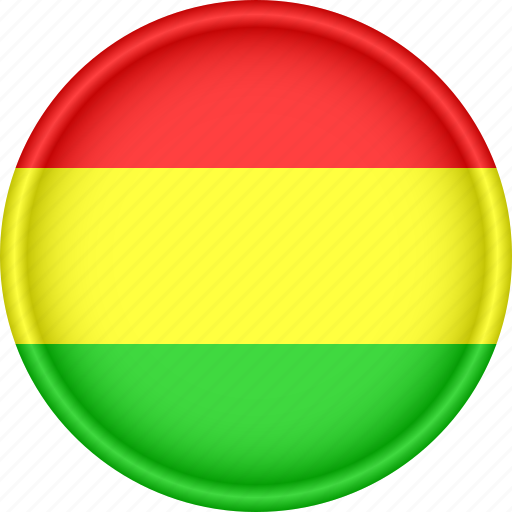 america, attribute, bolivia, country, flag, national icon