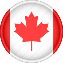 america, attribute, canada, country, flag, national
