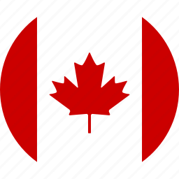 canada, canadian, circle, country, flag, mountie, national icon