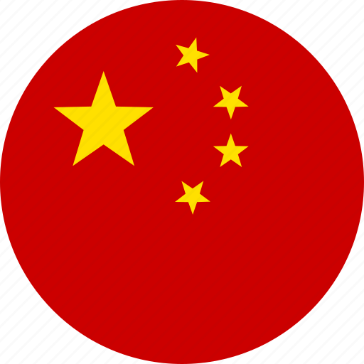 china, chinese, circle, country, flag, kingdom, middle icon