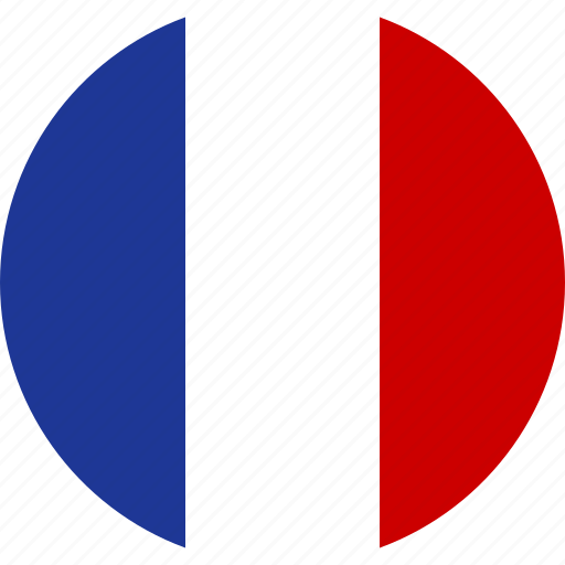 Image result for france circle flag