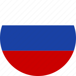 circle, country, flag, motherland, national, russia, russian icon