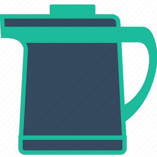 beverage, bottle, drink, flask, thermos, vacuum icon