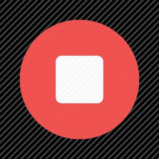control, delete, remove, stop icon