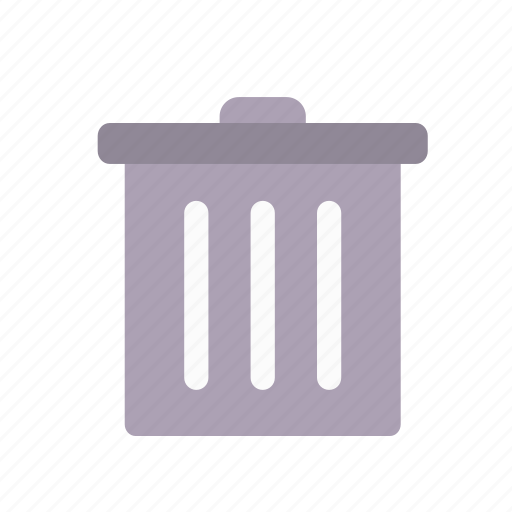 close, delete, remove, trash icon