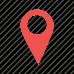 iocation, location, map, navigation icon