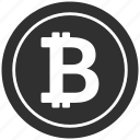 bitcoihn, coin, money icon