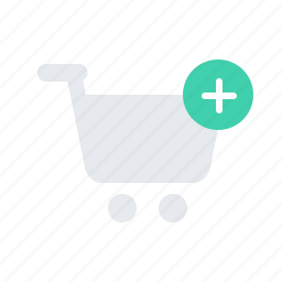 add, cart, plus, shopping, store icon