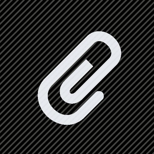 attach, attachment, document, files, mail icon
