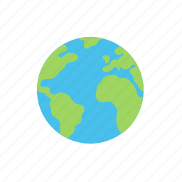 earth, globe, planet, world icon