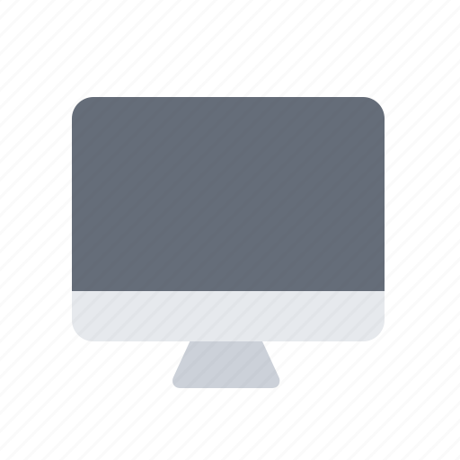 apple, computer, device, imac icon