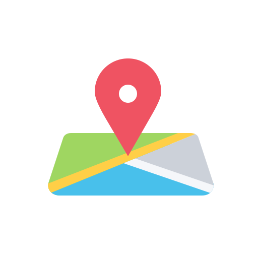 location, maps, navigation, pin, place icon