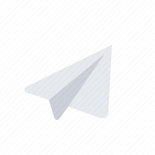fly, paper, paper plane, send icon
