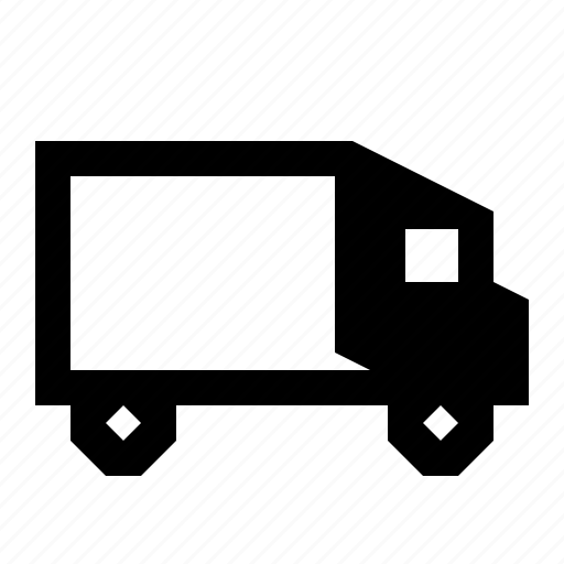 delivery, delivery truck, mobility, shipment, transport, truck, vehicle icon