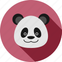 animal, animals, bamboo, bear, cc, cute, panda icon