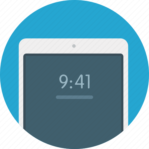 apple, device, ios, ipad, mobile icon