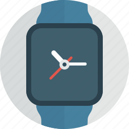 apple, watch icon