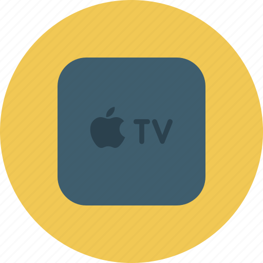 apple, device, television, tv icon