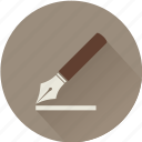 pencil, pen, artist, art, artwork icon