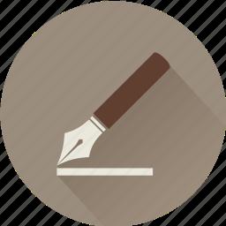 art, artist, artwork, pen, pencil icon