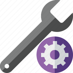 repair, settings, spanner, tool, wrench icon