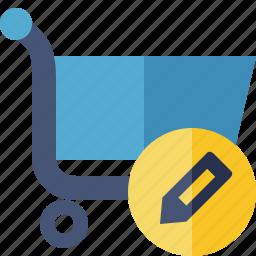 business, buy, ecommerce, edit, shopping icon
