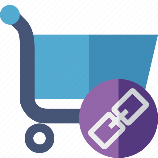 business, buy, ecommerce, link, shopping icon