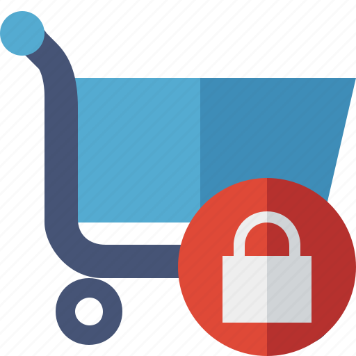 business, buy, ecommerce, lock, shopping icon