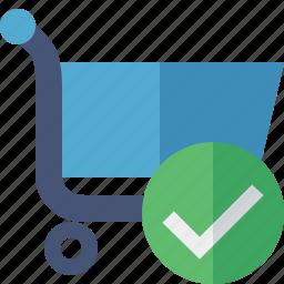 business, buy, ecommerce, ok, shopping icon