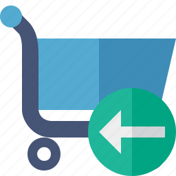 business, buy, ecommerce, previous, shopping icon