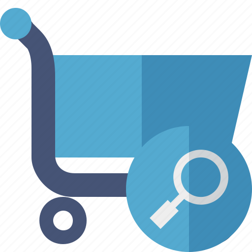 business, buy, ecommerce, search, shopping icon